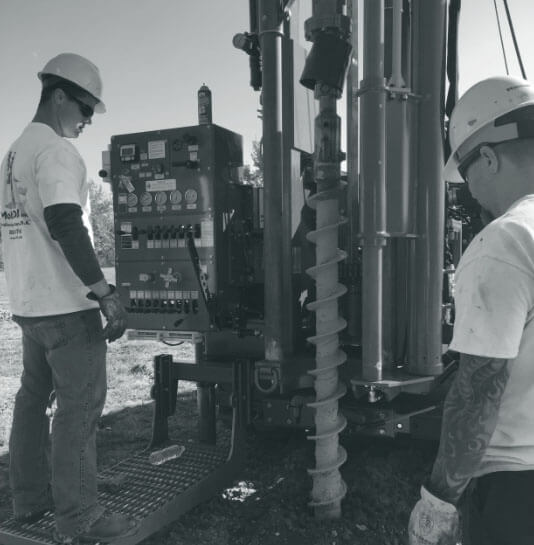 A driller's quality work deserves a quality cover